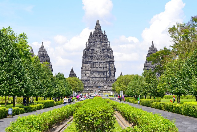 Prambanan indonesie