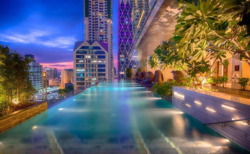 Eastin Grand Sathorn hotel Bangkok