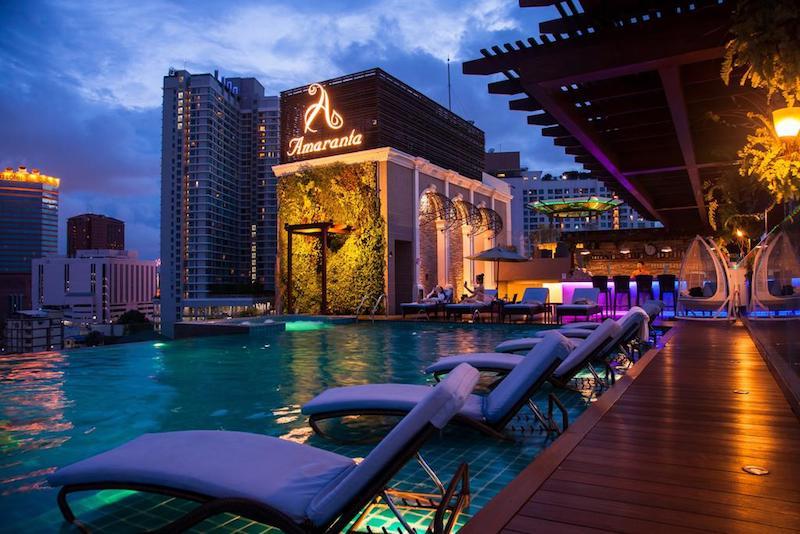 Hotel tip bangkok