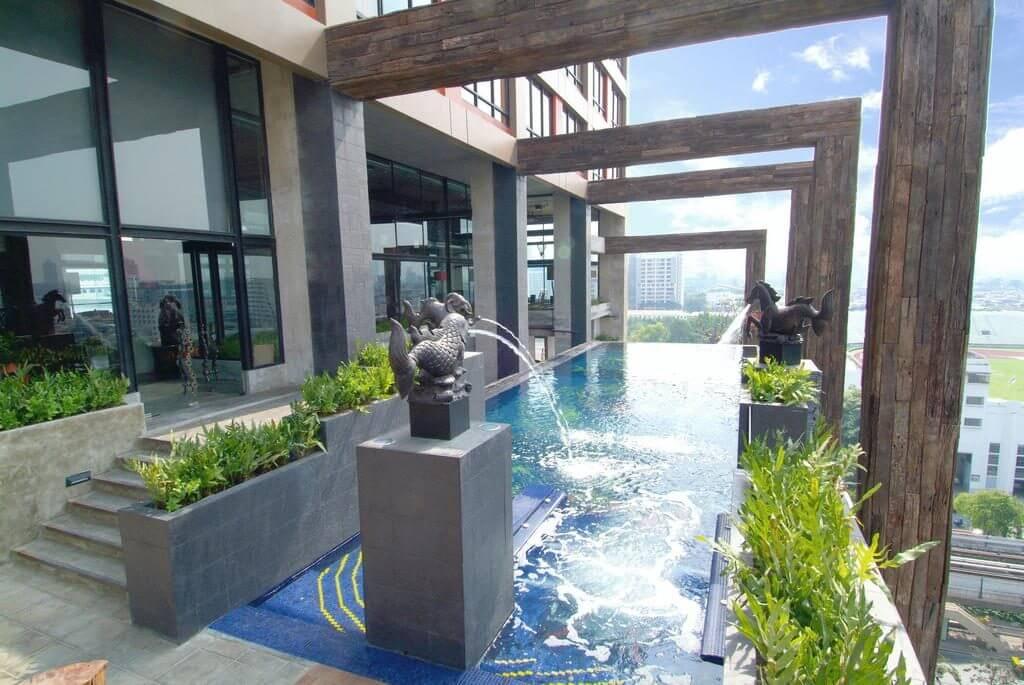 Siam Siam design hotel Bangkok