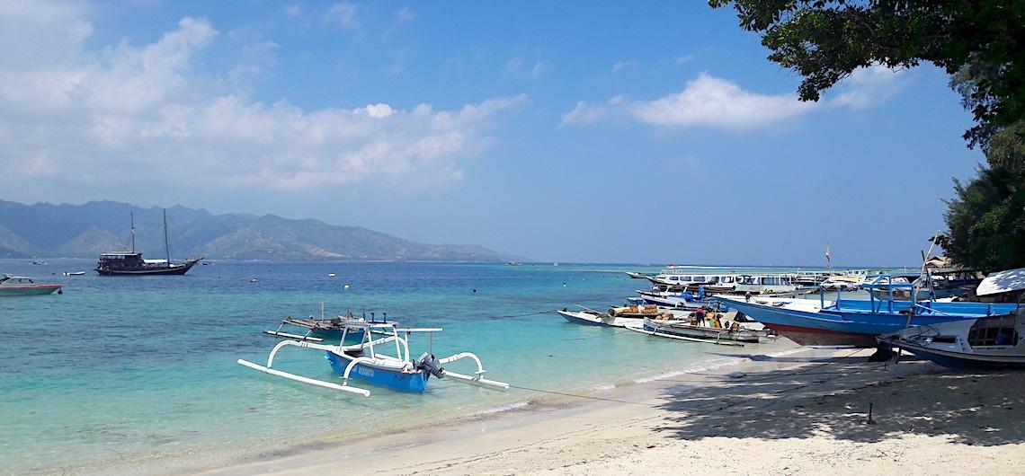 Gili eilanden hotel tips