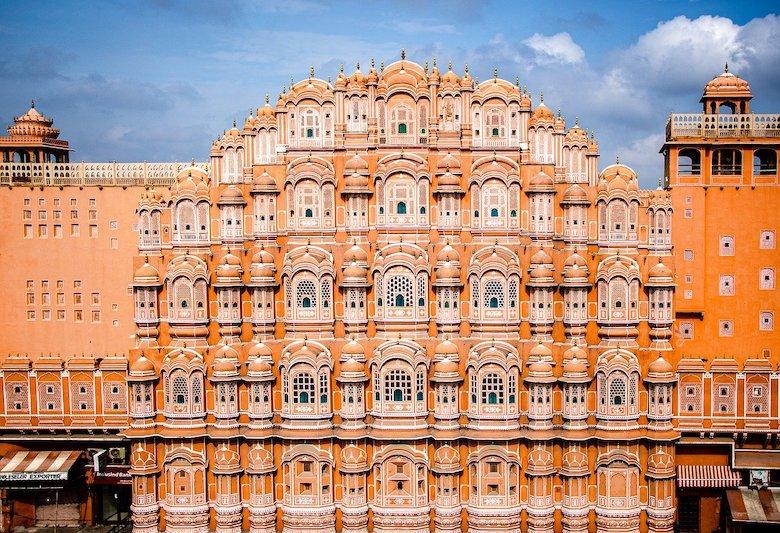 Hawa Mahal paleis jaipur