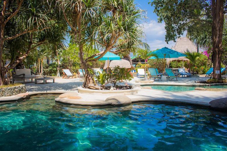 Hotel tips gili eilanden