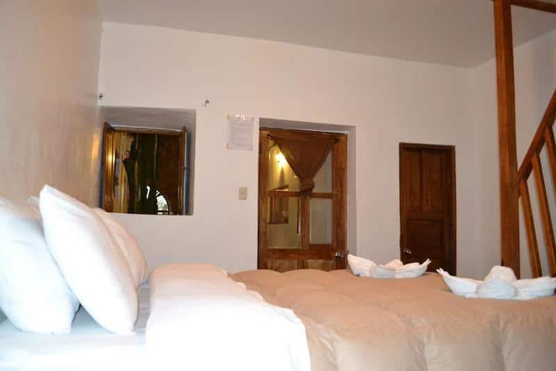 Andean Soul hostel - €33