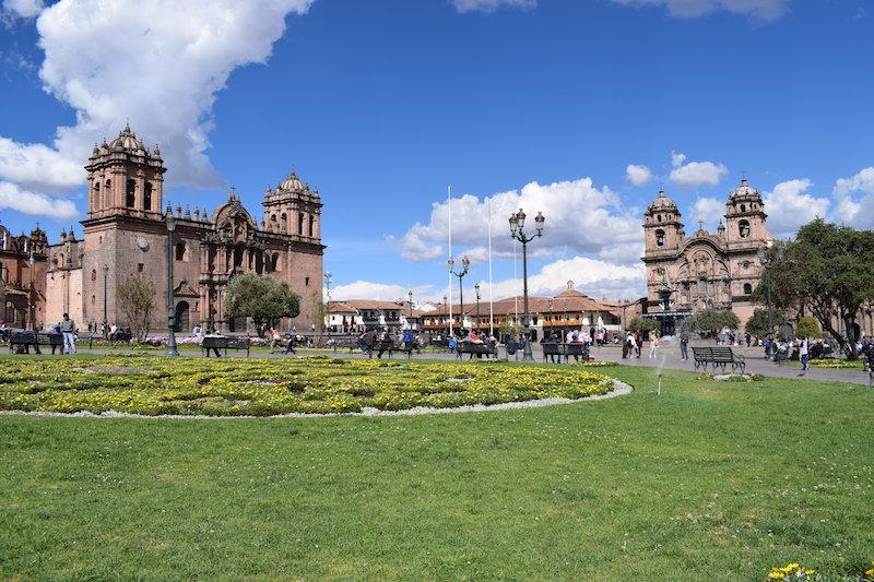 Plaza de Armas cusco