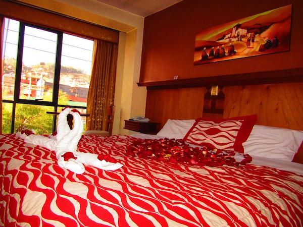 Wayana Picchu Hotel Cusco