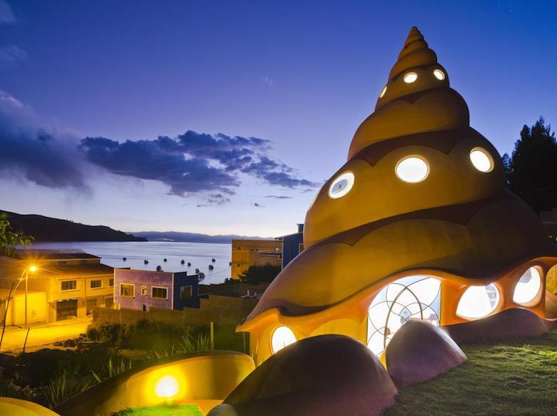 hotel tips copacabana bolivia