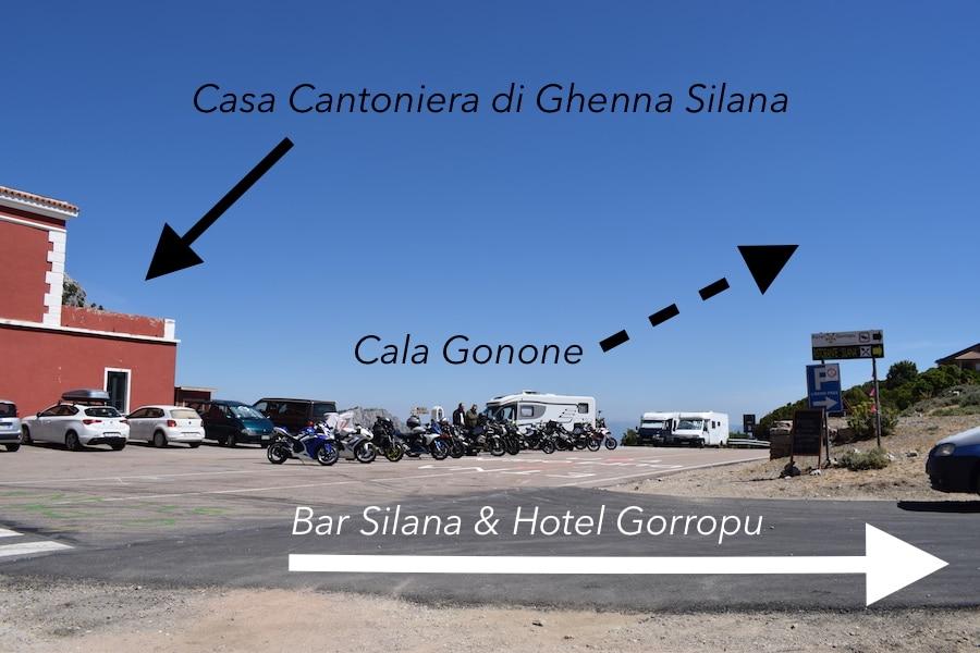 Bar Silana & hotel gorropu