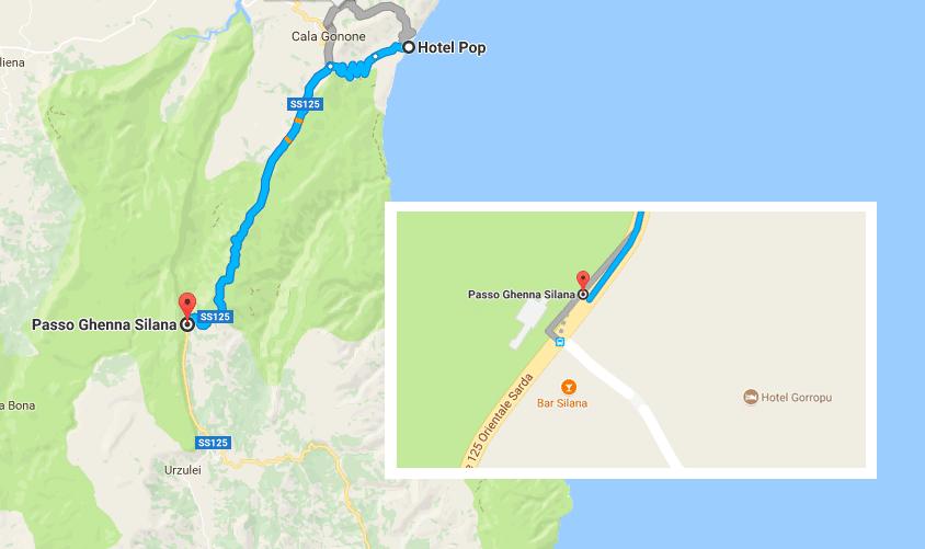 Route 1 gorropu