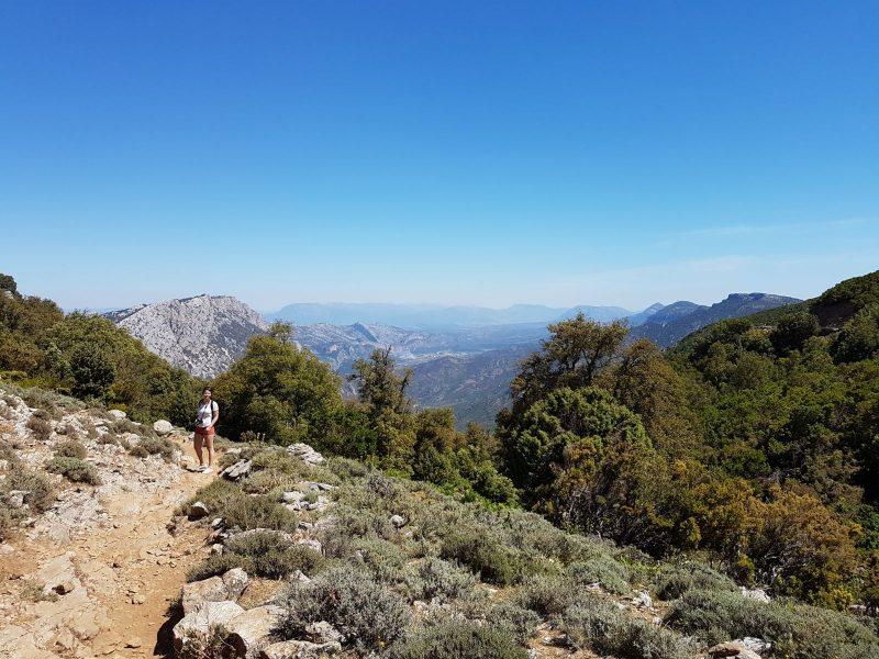 Trekking Gola di Gorropu