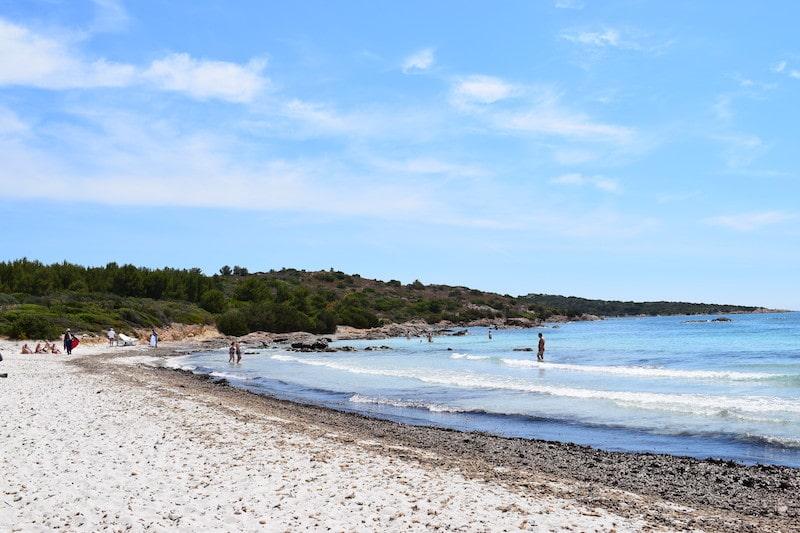 Cala Branchinchi San Teodoro Sardinie