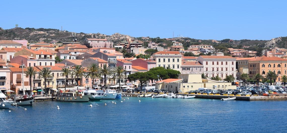 eiland La Maddalena bezoeken