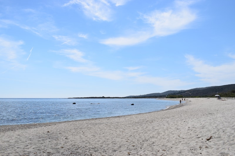Lu Impostu beach San teodoro