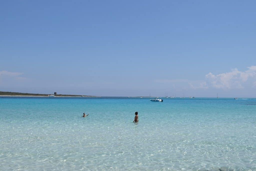 Mooiste strand sardinie