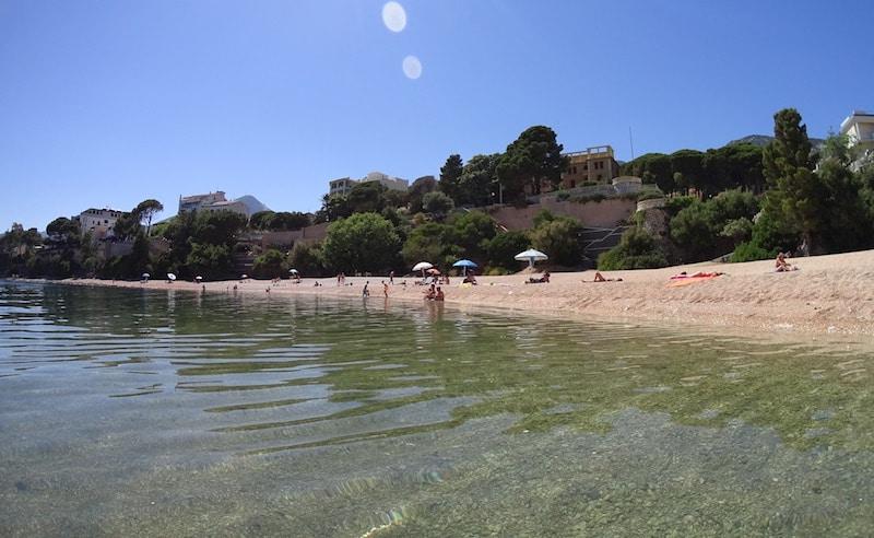Strand Cala Gonone