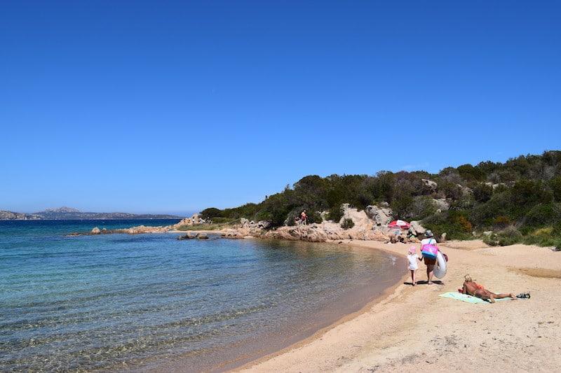 costa smeralda strand