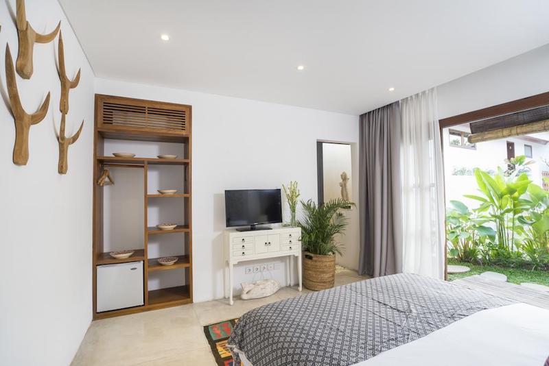Calma Ubud suite