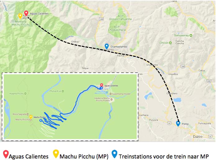 Hoe Machu Picchu bezoeken