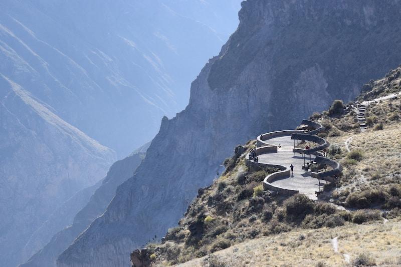 Cruz del Condor - Colca Canyon