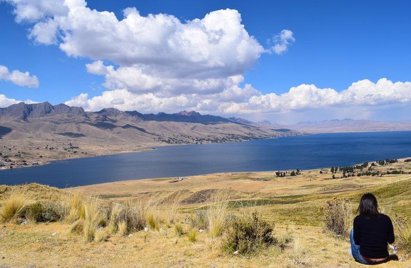 Langui Lake