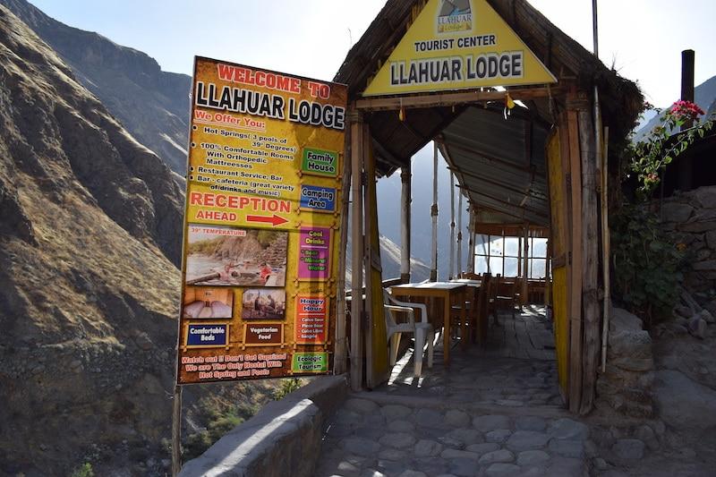 Llahuar Lodge Colca Canyon