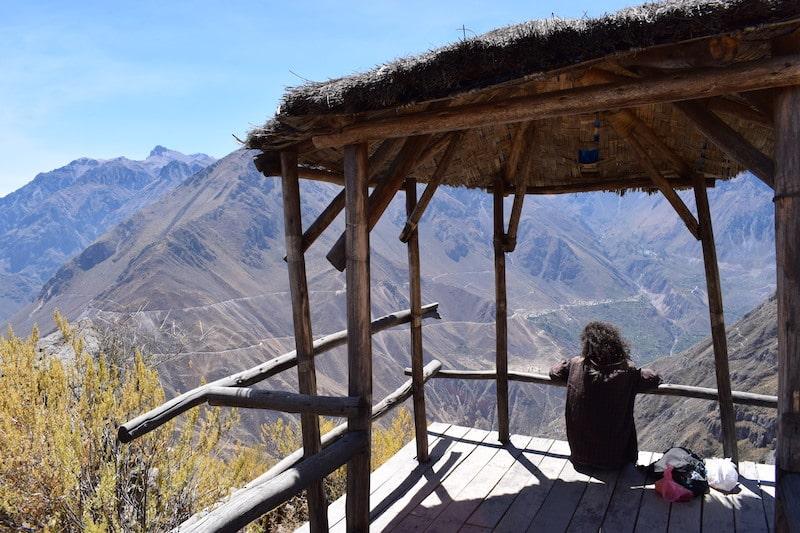 Mirador de Achachiwa - Cabanaconde