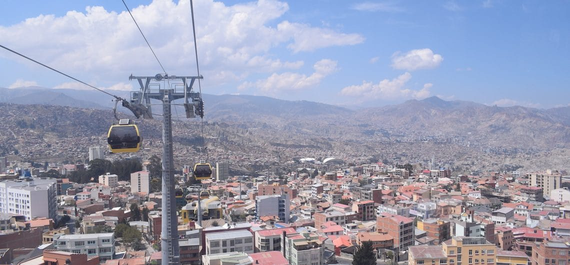 Waar overnachten La Paz