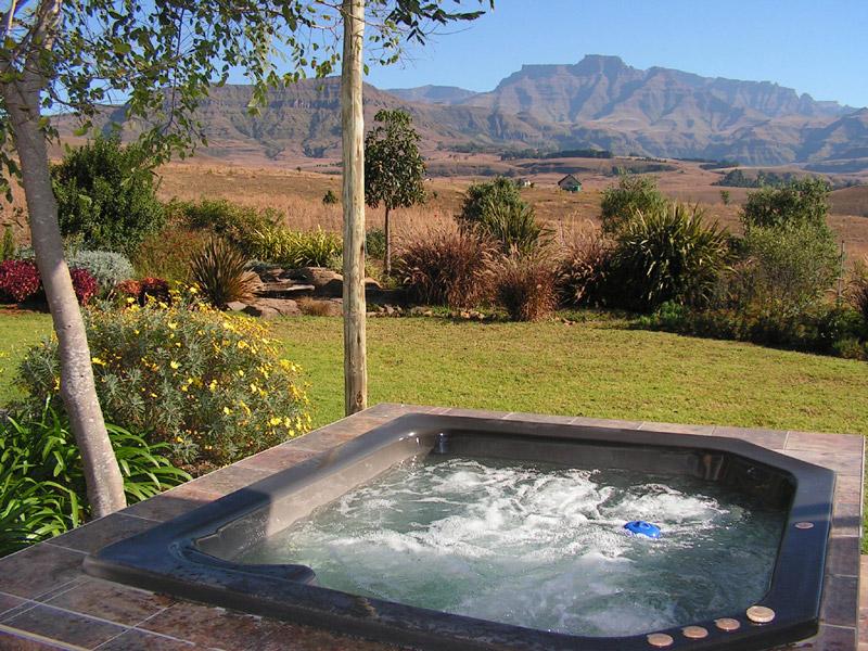 Ama Casa Drakensbergen accommodatie