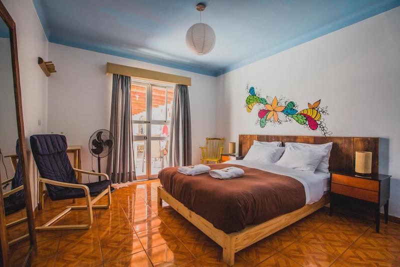 Kokopelli hostel Paracas