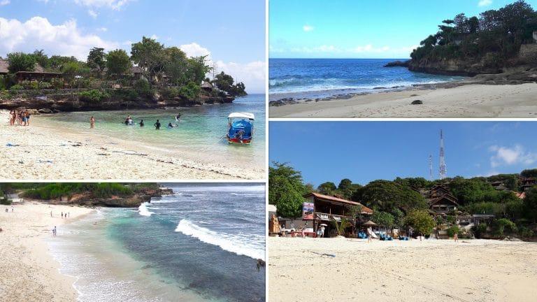 Stranden Nusa Lembongan