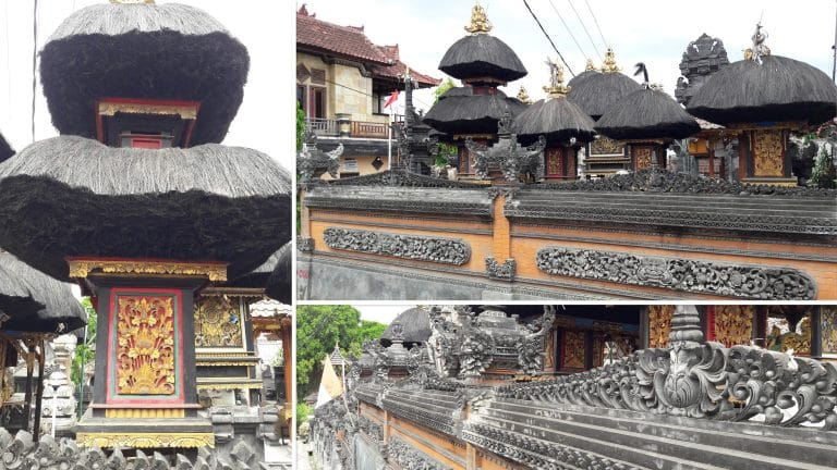 Tempels Nusa Lembongan bali
