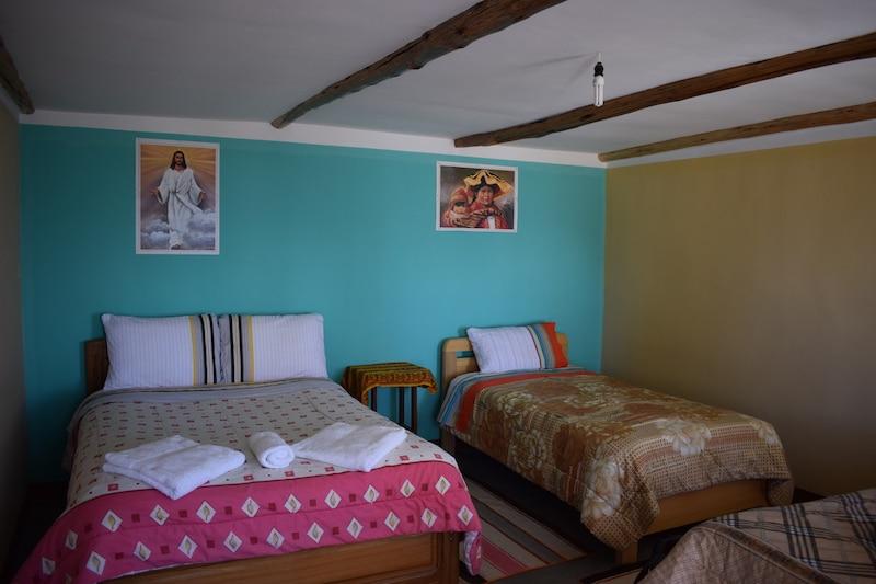 Familiekamer Wara Uta guest house