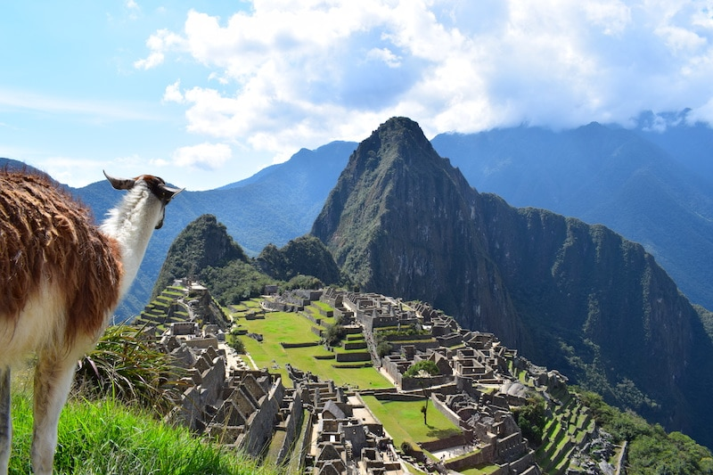 Highlight peru Machu Picchu