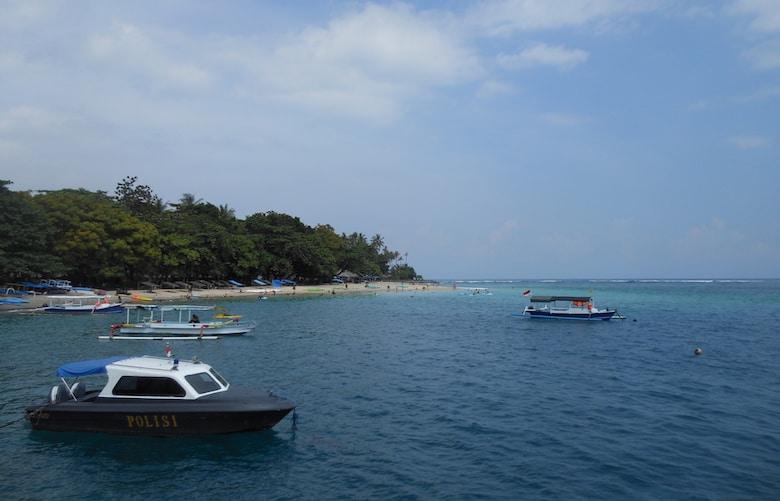 Lombok senggigi strand