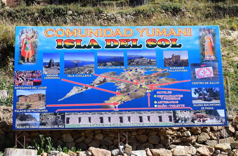 Yumani Isla del Sol
