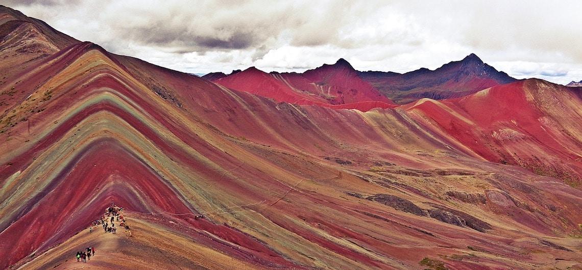 highlights van Peru