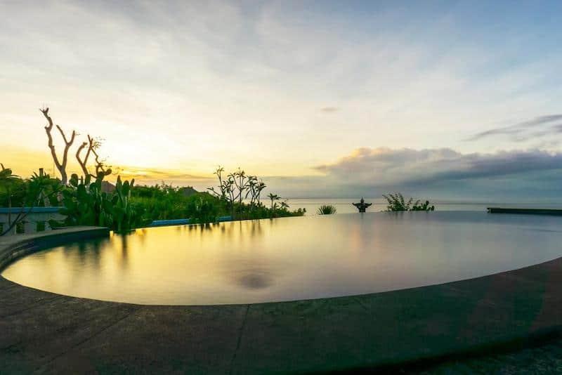 Bali Belva zwembad