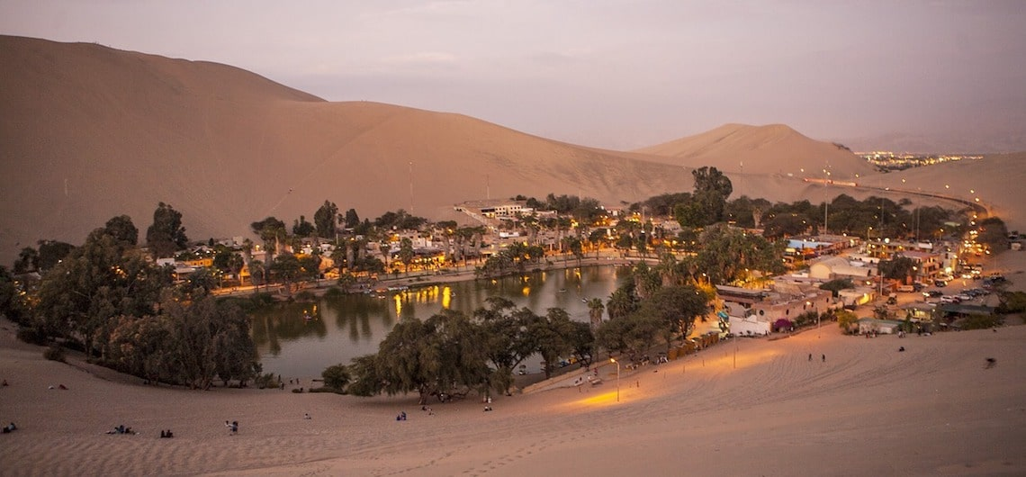Huacachina tips