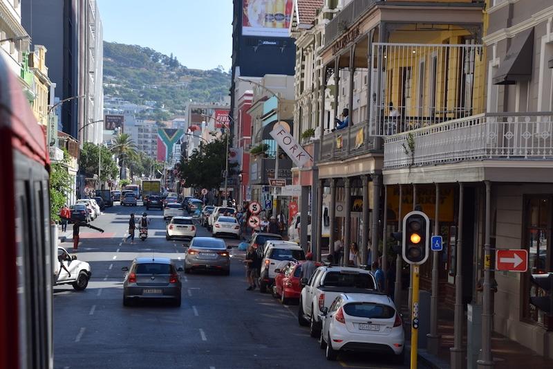 Longstreet Kaapstad
