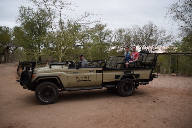 Safaris in privé reservaat Kruger