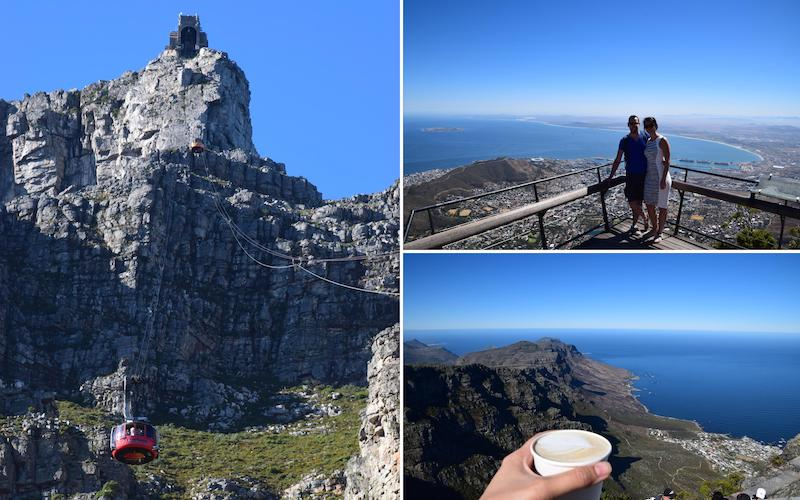 Tips tafelberg Kaapstad