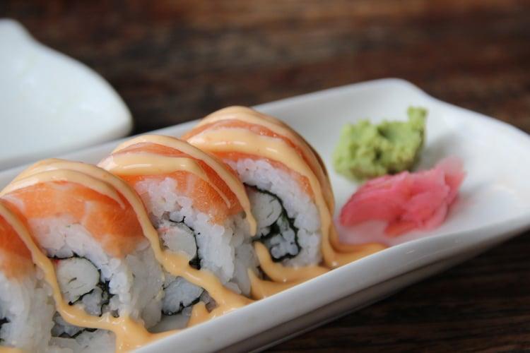 Ubud sushi