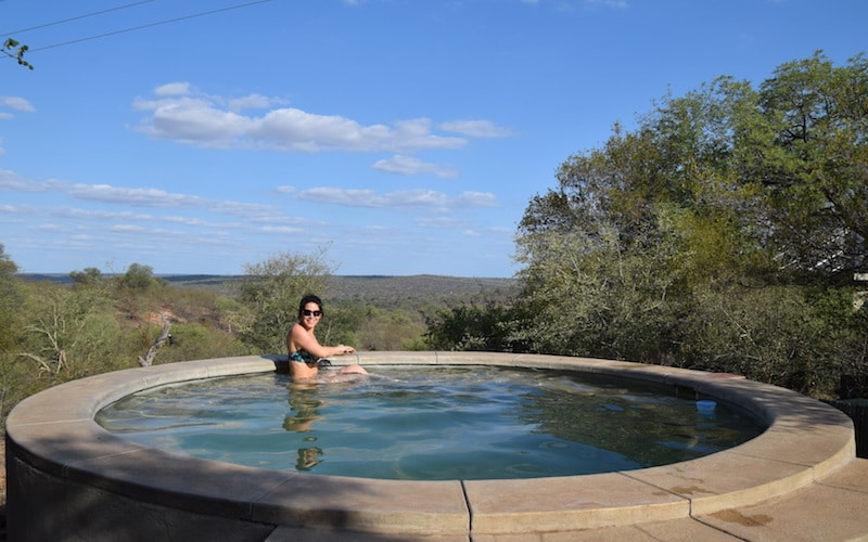 Kruger Park Swimming Pool