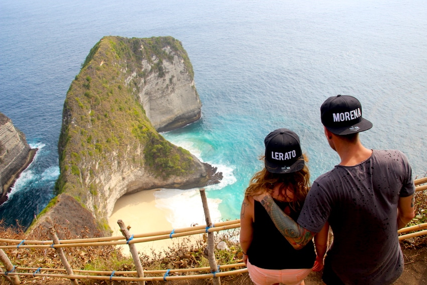 tips Nusa Penida kelingking