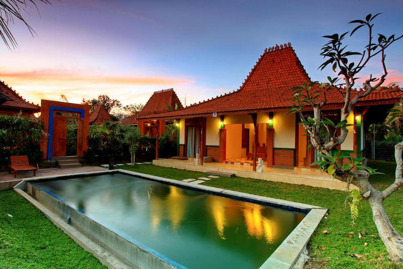 Bali privé villa met eigen zwembad