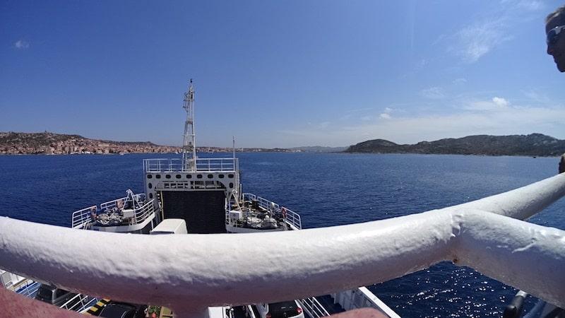Boottocht naar La Maddalena