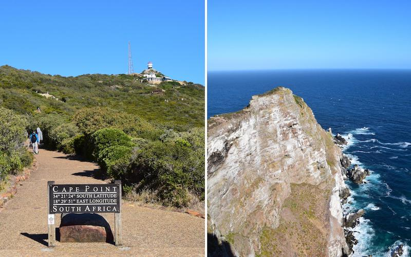 Cape point tips