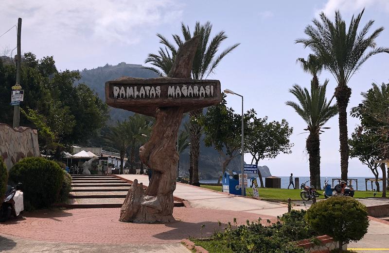 Damlatas grot Alanya