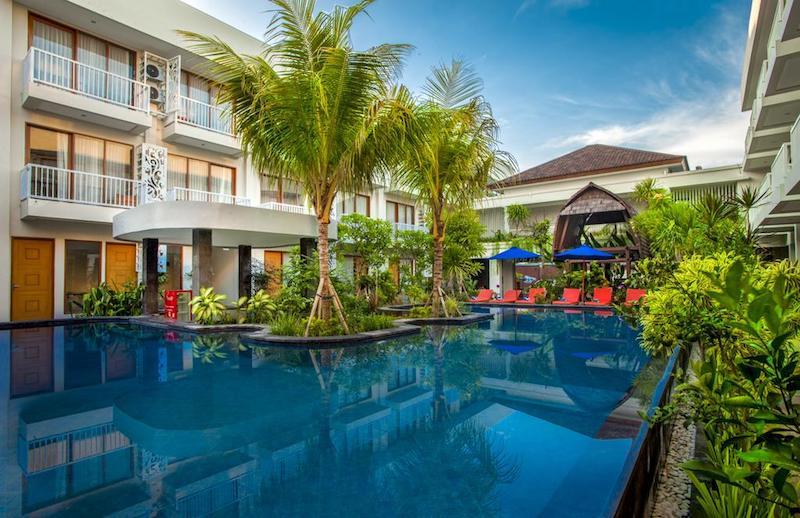Goedkoop hotel Sanur