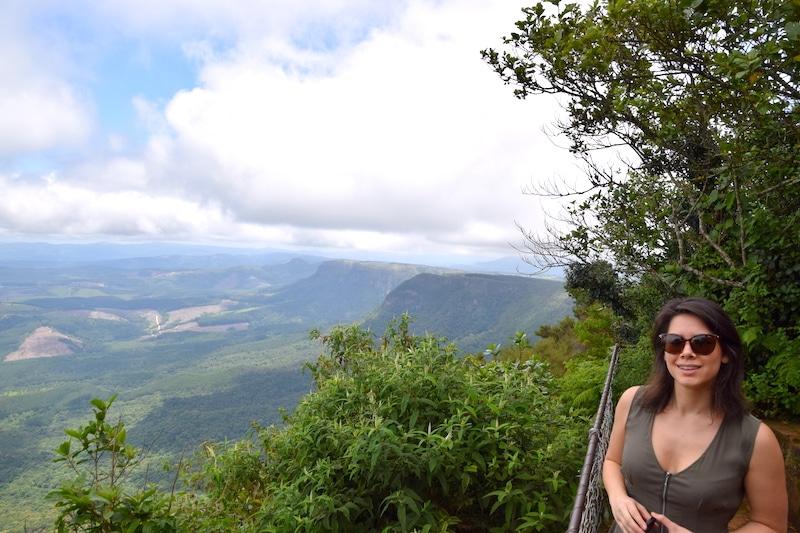 Highlight panoramaroute